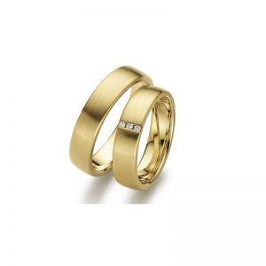 Anillo de matrimonio Oro amarillo de 18k